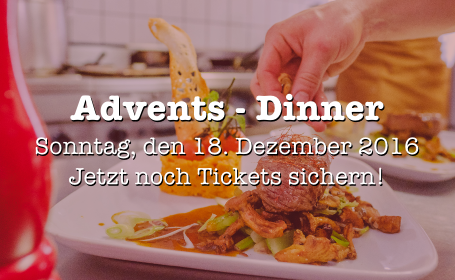 Advents - Dinner