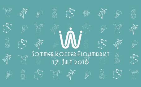 Sommer KofferFlohmarkt