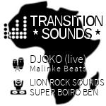 TRANSITION SOUNDS